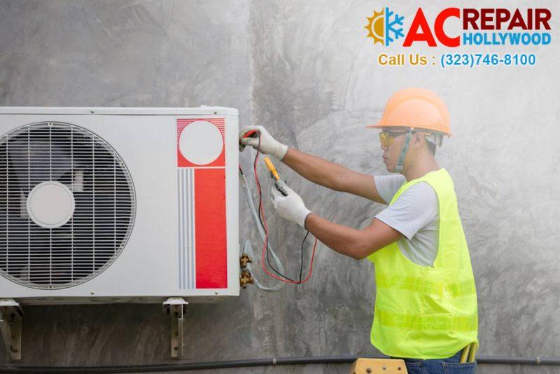 AC repair in Hollywood